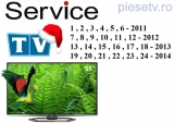 Set 24 reviste Service TV - taxe postale incluse