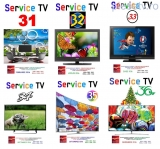 Set 6 reviste Service TV - anul 2016