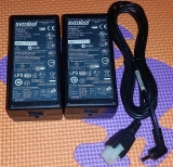 set 2 Adaptoare AC-DC Symbol 50-14001-001 = 5.2V - 1A